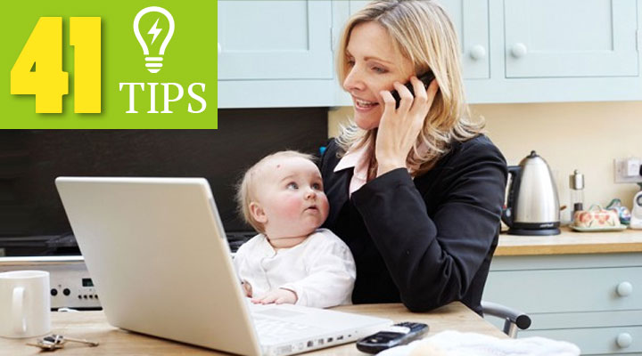 tips for working mom
