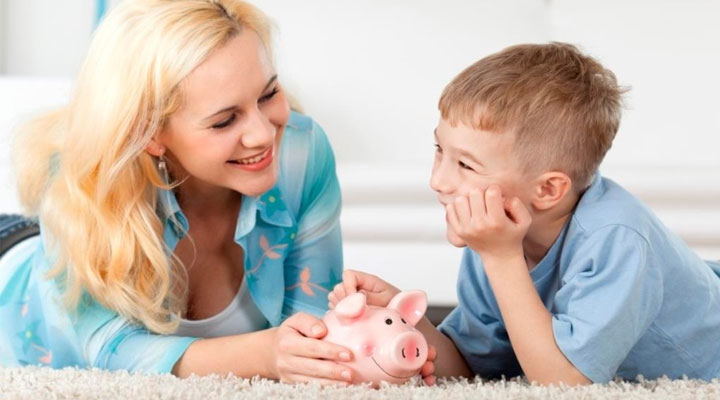 teaching money management strategies to kids
