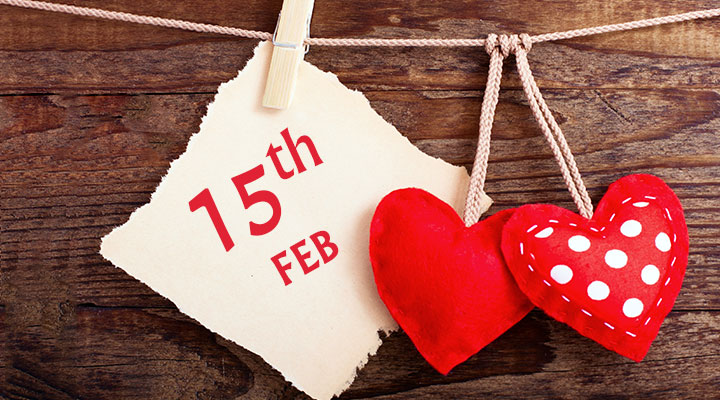 reasons to celebrate Vday on February 15