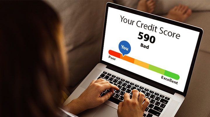 protect credit score in pandemic